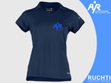 TV Are You Ready - Dames Polo Donkerblauw - Kobalt