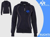 TV Are You Ready - Dames - Vest Reece - Donkerblauw - Kobalt