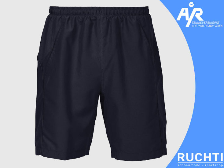 TV Are You Ready - Heren Short Donkerblauw