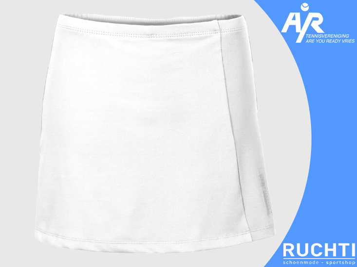 TV Are You Ready - Dames Skort Wit