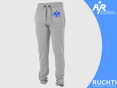 TV Are You Ready - Meisjes Joggingbroek Hummel Grijs